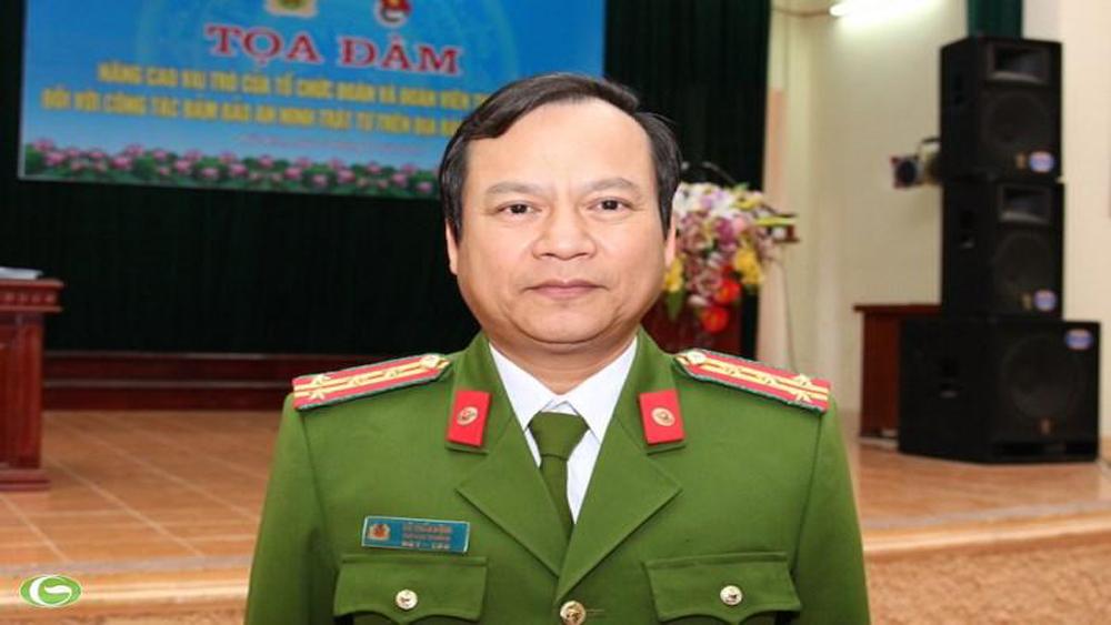 Phó Cục trưởng Cục Cảnh sát phòng, chống tội phạm sử dụng công nghệ cao chết tại trụ sở